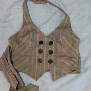 Tracy Evans vest